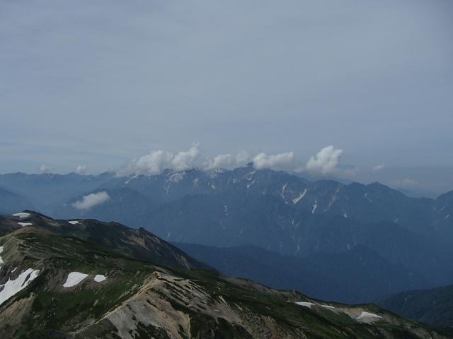 5.7剱岳を眺めながら.JPG