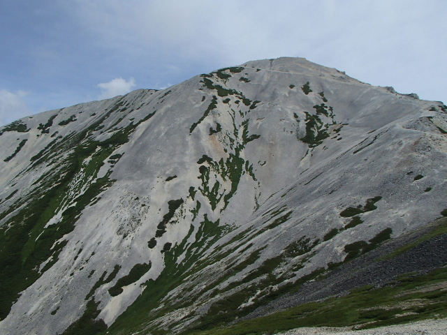 5.8鑓ヶ岳は白かった.JPG